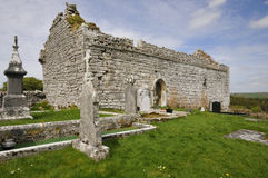 13th century Carron Church Royalty Free Stock Image