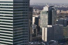 14个城市横向 免版税图库摄影