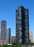 14个大厦 免版税库存照片