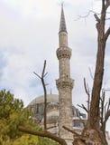 14个清真寺sehzade 免版税库存图片