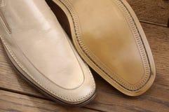 14双豪华鞋子 免版税库存图片
