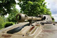 14坦克 库存图片