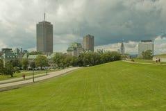 14城市魁北克 免版税库存照片