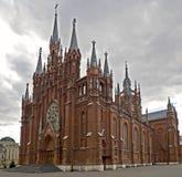 14天主教教会 免版税库存图片