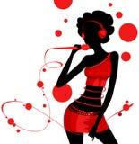 14妇女 免版税图库摄影