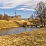 14座城堡kronborg 库存图片