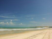 14海滩 库存图片