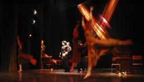 14现代的舞蹈 免版税库存图片