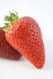 14草莓 库存图片