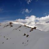 14黎巴嫩雪 库存照片