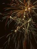 14 πυροτεχνήματα Στοκ Εικόνες