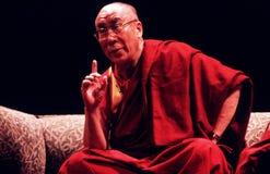 14-ый Далаи Лама Тибет Стоковое фото RF