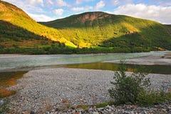 14 2008年挪威岩石 库存图片