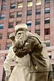 14 2010 августовских времени квадрата поцелуя Стоковые Фотографии RF