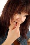 привлекательная женщина 14 стоковые фотографии rf