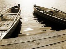 Βάρκα στη λίμνη (14) Στοκ εικόνες με δικαίωμα ελεύθερης χρήσης