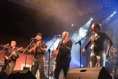 14 4月2011日节日爵士乐kriol 免版税图库摄影
