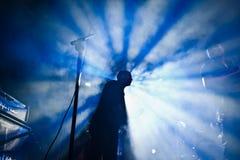 14 4月2011日节日爵士乐kriol 库存图片