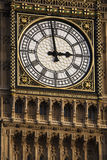 14:59 Big Ben Lizenzfreie Stockfotos