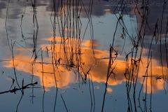 14 abstraktów wody Zdjęcia Stock