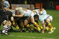 14 brive ca zapałczany rugby wierzchołka usap vs Obrazy Stock
