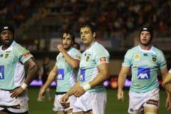 14 brive ca zapałczany rugby wierzchołka usap vs Zdjęcie Royalty Free