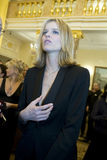 14. Februar 2008: Eva Herzigova Lizenzfreie Stockbilder