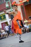 14 fu kung shaolin 免版税库存图片