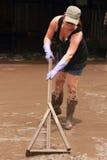 14 powódź Australia Brisbane Jan zdjęcie royalty free