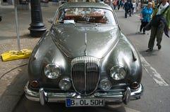 140 dhc samochodowy jaguar bawi się xk Obrazy Stock