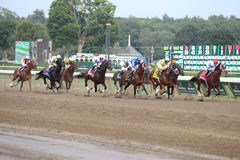 143rd Running of the Travers Stakes Stock Images