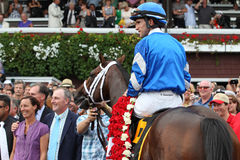 143rd Running of the Travers Stakes Stock Photography
