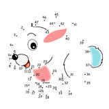 144 gier królik Fotografia Stock