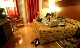 145 hotel Fotografia Stock