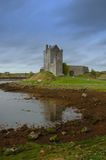 14th Century Irish Castle Stock Photography