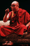 14th Dalai Lama of Tibet Stock Images