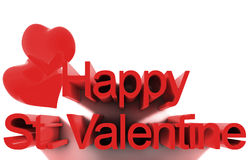 14th February St. Valentines Day Stock Image