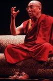 14to Dalai Lama de Tíbet Foto de archivo libre de regalías