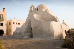 15世纪教会希腊 库存照片