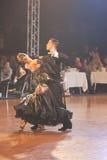 15对比拉罗斯夫妇跳舞1月米斯克标准 库存图片