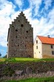 15座城堡glimmingehus 免版税库存图片