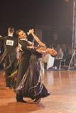 15 ζευγών χορού Μινσκ πρότυπ&al Στοκ εικόνα με δικαίωμα ελεύθερης χρήσης