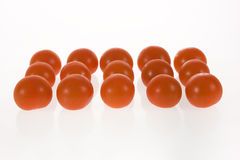 15 томатов Стоковое Изображение RF