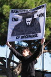 15 10月2011日罗马 免版税图库摄影
