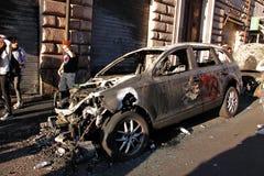 15 10月2011日罗马 库存图片