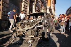 15 10月2011日罗马 库存照片