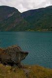 15 2008 fiords Норвегия Стоковые Фотографии RF