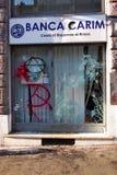 15 2011 Οκτώβριος Ρώμη Στοκ εικόνα με δικαίωμα ελεύθερης χρήσης