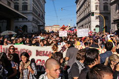 15 2011 oktober rome Arkivbilder