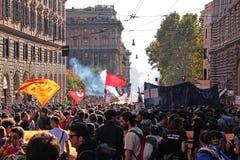 15 2011 oktober rome Royaltyfri Foto